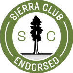 Sierra Club Candidate Endorsement Seal