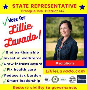 Vote for Lillie Lavado