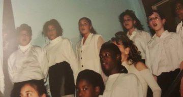 Batchelder chorus 1996